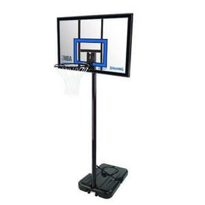 Canasta de baloncesto spalding acrylic portable