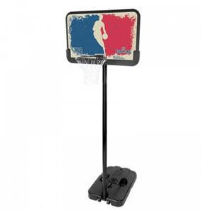 Canasta de baloncesto spalding logoman
