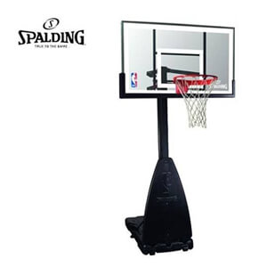 Canasta de baloncesto spalding platinum portable