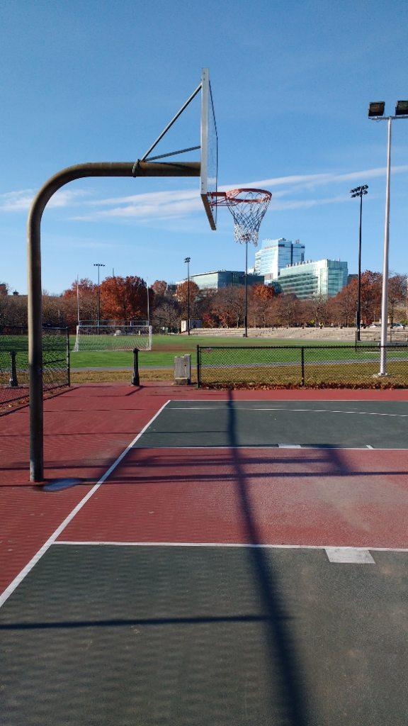 altura canasta de baloncesto
